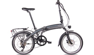 Chrisson E - Bike »EF2«, 9 Gang Shimano Sora RD - R3000 Schaltwerk, Kettenschaltung, Heckmotor 250 W kaufen