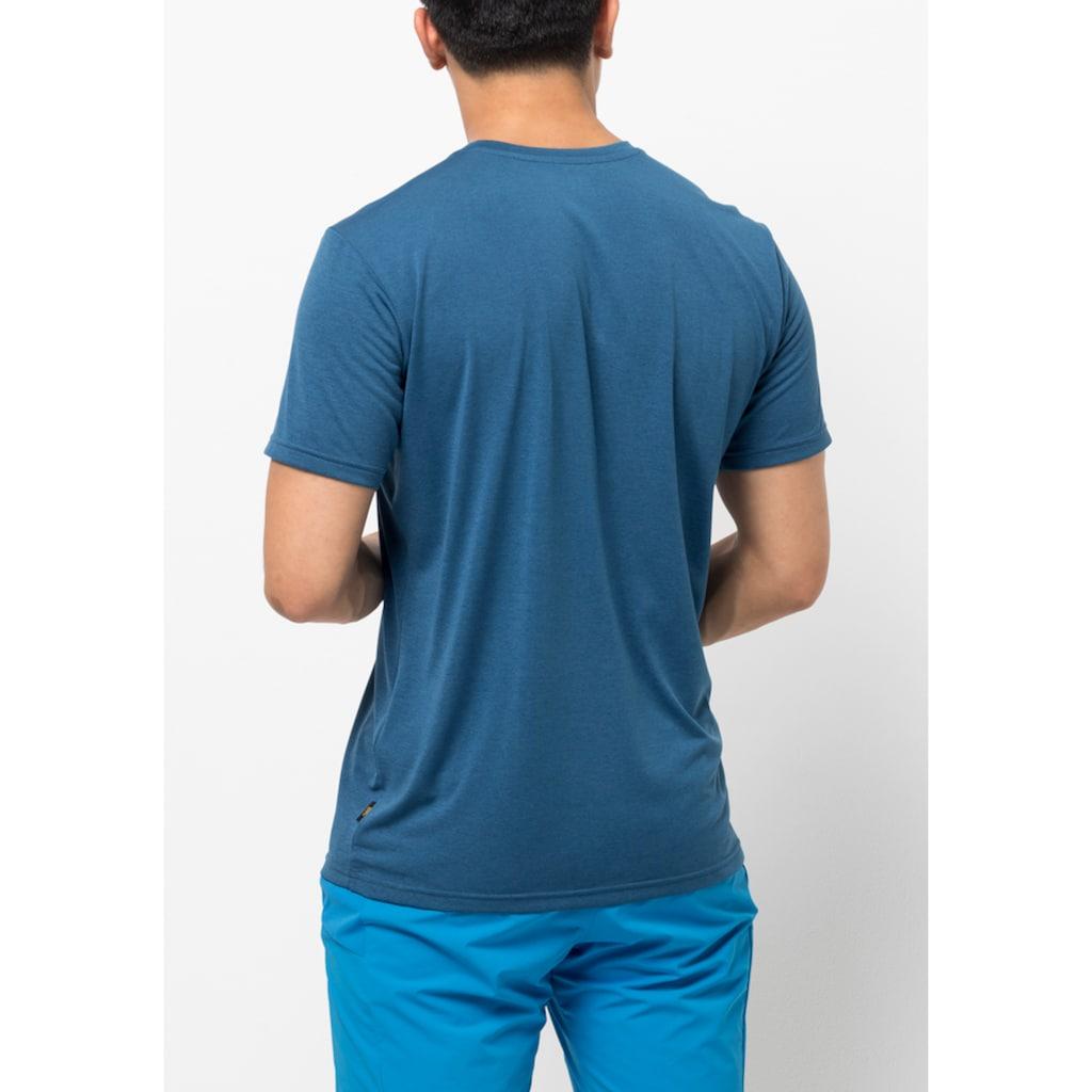 Jack Wolfskin T-Shirt »CROSSTRAIL GRAPHIC T M«