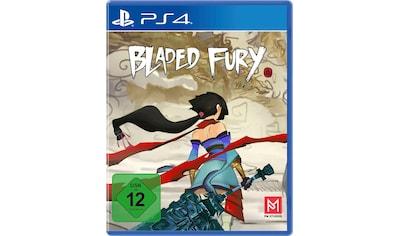 Spiel »Bladed Fury«, PlayStation 4 kaufen