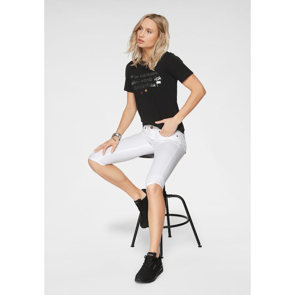 STOOKER WOMEN Rundhalsshirt »Cara«, EM-Fanshirt mit coolem Spruch