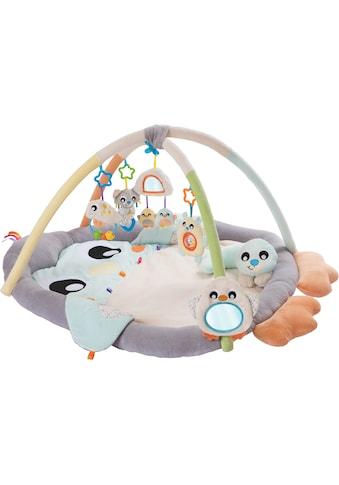 Playgro Baby Gym »Spiel- und Krabbeldecke Pinguin«, mit Seelöwen-Kissen kaufen