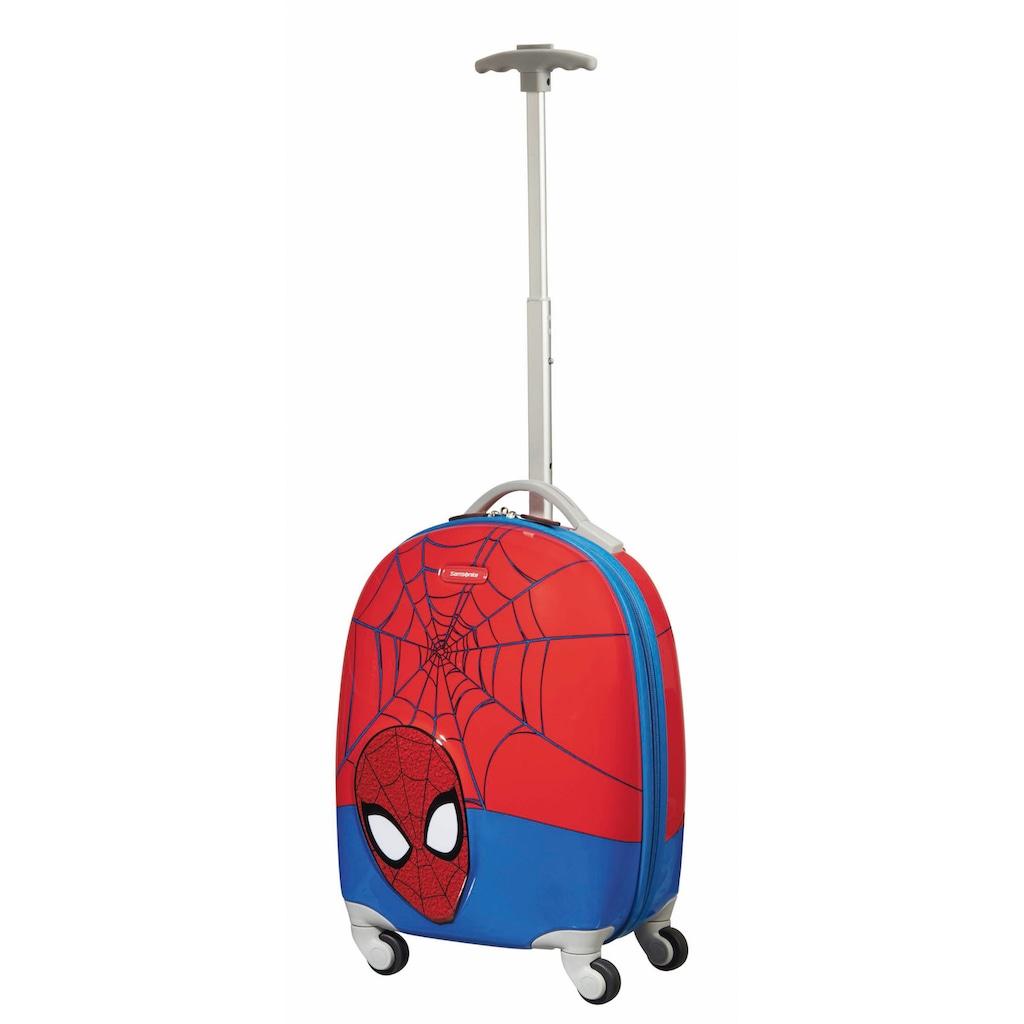 Samsonite Kinderkoffer »Disney Ultimate 2.0, 46 cm, Spider-Man«, 4 Rollen
