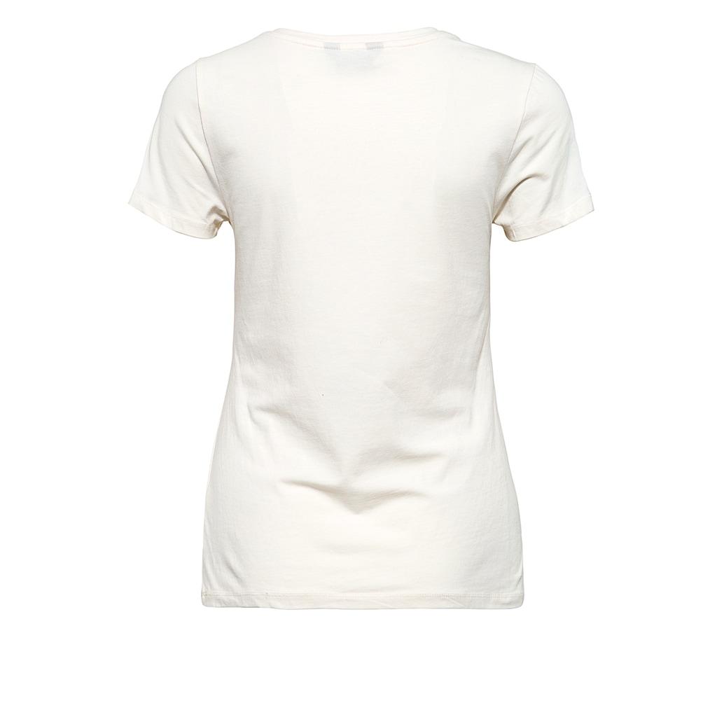 QueenKerosin T-Shirt »Diablo«, im Vintage Look