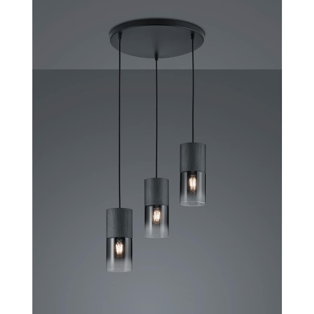TRIO Leuchten Pendelleuchte »ROBIN«, E27, 1 St., Hängeleuchte, Hängelampe