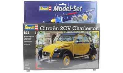 Revell® Modellbausatz »Citroen 2CV Charleston«, (Set), 1:24, Made in Europe kaufen