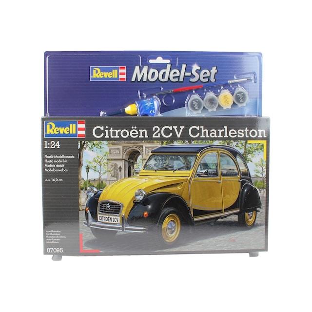"Revell® Modellbausatz ""Citroen 2CV Charleston"", Maßstab 1:24, (Set)"