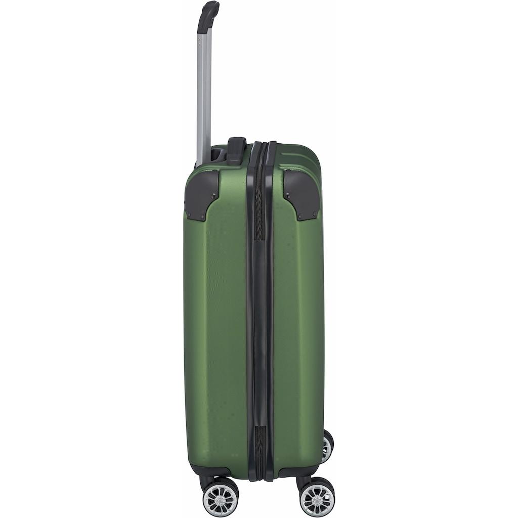 travelite Hartschalen-Trolley »City, 55cm«, 4 Rollen