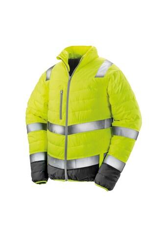 Result Steppjacke »Safeguard Herren in Warnfarben« kaufen