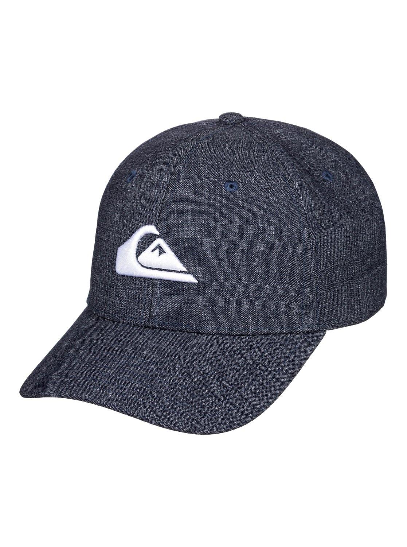Quiksilver Snapback Cap Decades Plus | Accessoires > Caps | Blau | Quiksilver