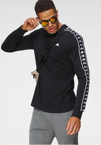 Kappa Langarmshirt »T - SHIRT LONGSLEEVE« kaufen