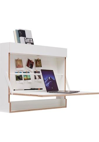 Müller SMALL LIVING Sekretär »Workout«, praktische Umstellung von Sitz- zum Steharbeitsplatz kaufen