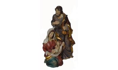 Alfred Kolbe Krippenfigur »Familienblock«, Höhe 25,5 cm kaufen