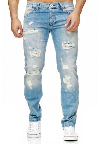 RedBridge Bequeme Jeans »Glendale«, im Destroyed-Design kaufen