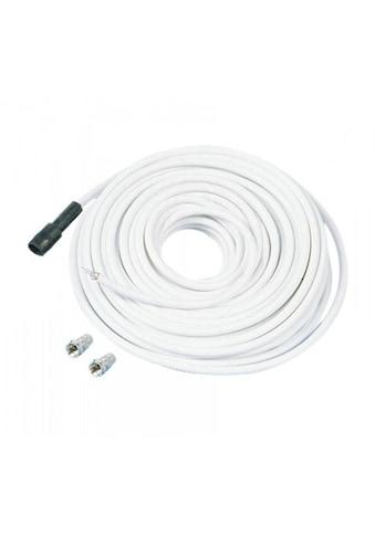 TELESTAR vorkonfektioniertes Antennen -  / Sat - Kabel »SKYCABLE 100, 5 m mit 2 F - Steckern« kaufen
