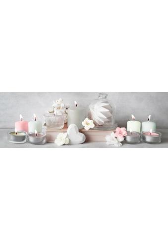 Art for the home Leinwandbild »Kerzen« kaufen