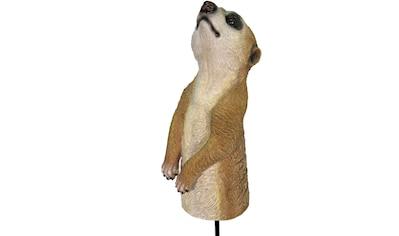 Casa Collection by Jänig Tierfigur »Erdmännchen mit Erdspieß, Höhe: 24cm« kaufen