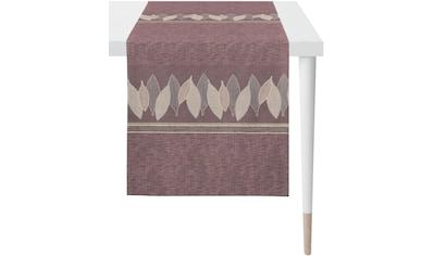 APELT Tischläufer »2719 LOFT STYLE, Jacquard«, (1 St.) kaufen