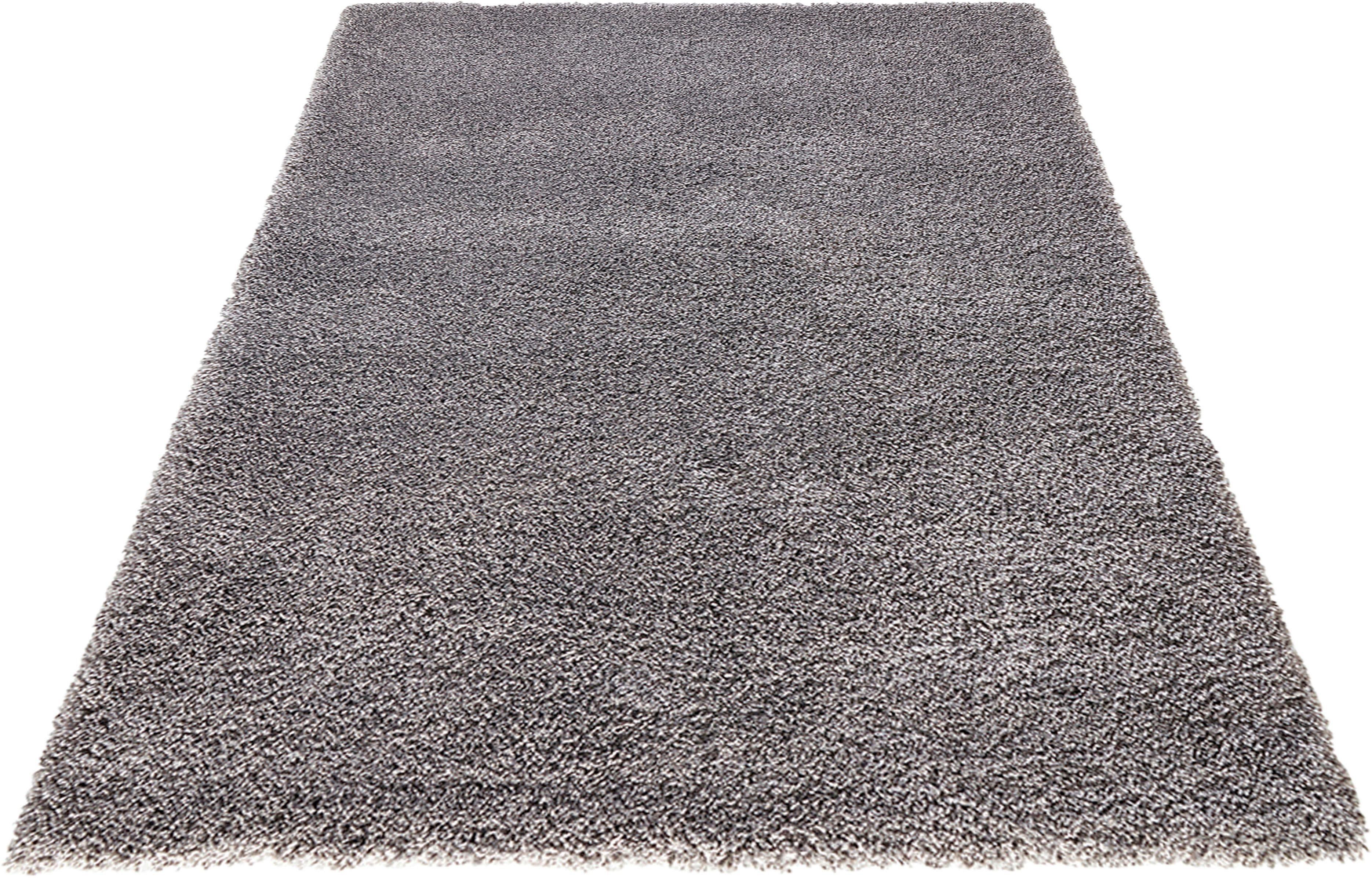 Hochflor-Teppich Venice MINT RUGS rechteckig Höhe 45 mm maschinell gewebt