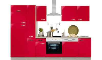 OPTIFIT Küchenzeile »Faro«, ohne E-Geräte, Breite 300 cm kaufen