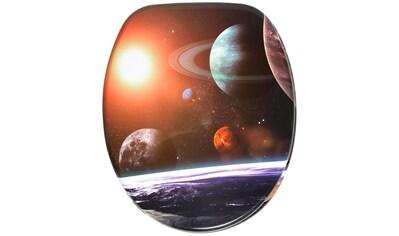 Sanilo WC - Sitz, »Planeten« kaufen