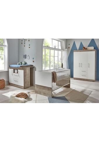arthur berndt Babyzimmer-Komplettset »Selina«, (Set, 3 St.), Made in Germany;... kaufen