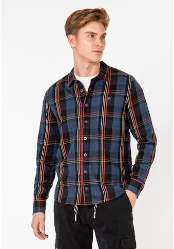 SUBLEVEL Flanellhemd kaufen