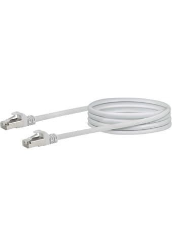 SCHWAIGER CAT6 Netzwerkkabel, Ethernet LAN Kabel, Patchkabel RJ45 »für Switch, Router,... kaufen