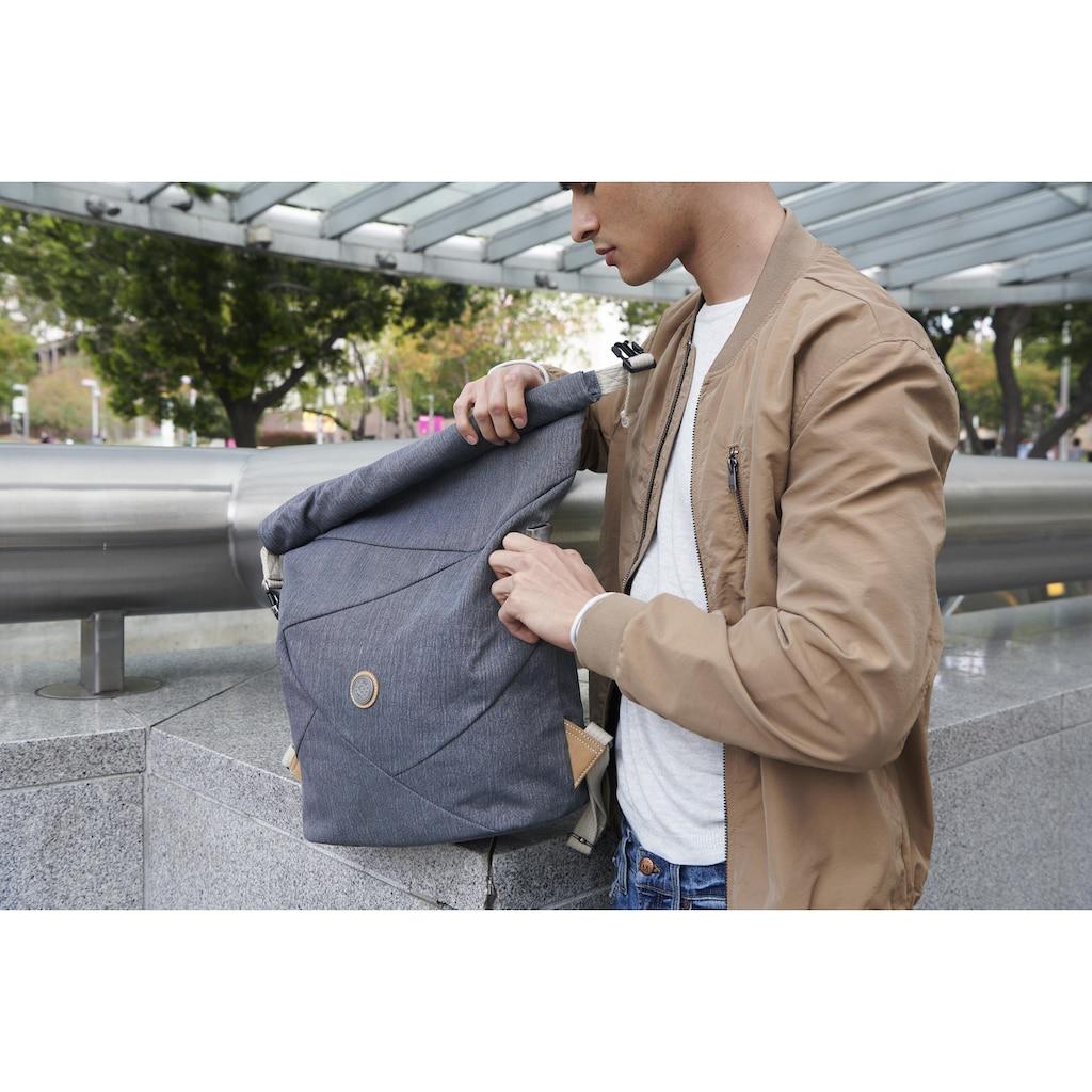 KIPLING Freizeitrucksack »Redro, Casual Grey«