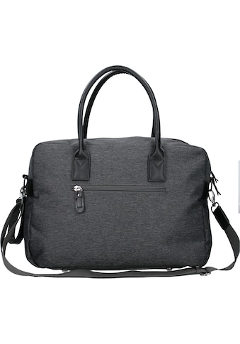 Kidzroom Wickeltasche »Friendly, grey« kaufen