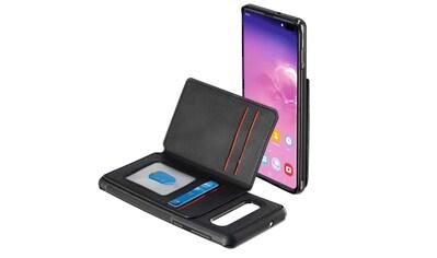 Hama Cover,Tasche für Samsung Galaxy S10+ Red Sensation No. 5 »Smartphone Hülle Schwarz/Rot« kaufen