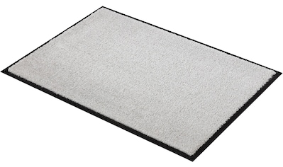 SCHÖNER WOHNEN-Kollektion Fußmatte »Miami Uni«, rechteckig, 7 mm Höhe,... kaufen