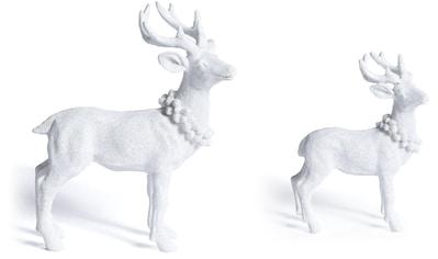 CHRISTMAS GOODS by Inge Tierfigur »Hirsch« kaufen