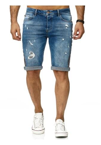 RedBridge Shorts »Saint Paul«, mit seitlichem Streifen-Design kaufen