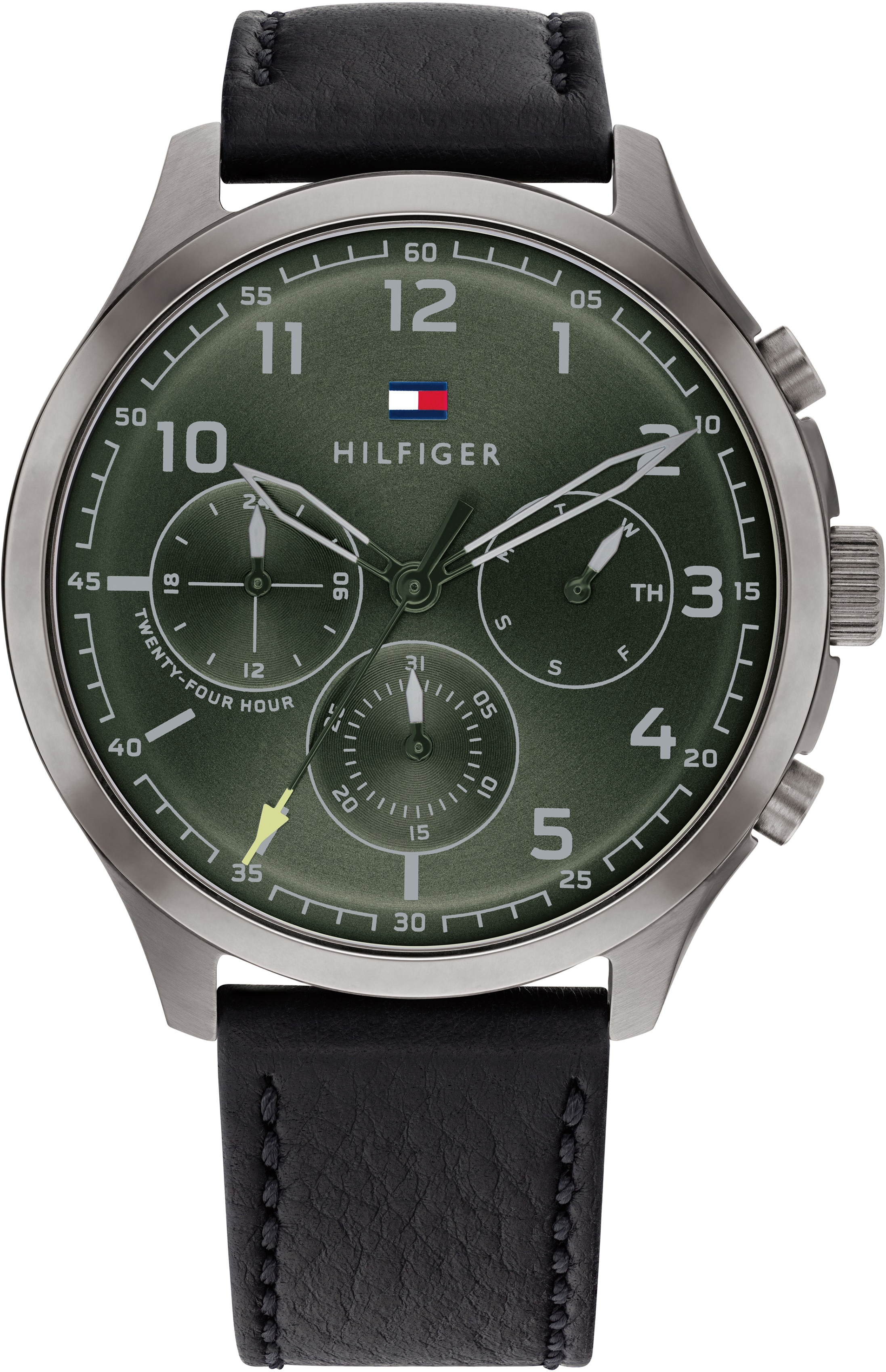 tommy hilfiger -  Multifunktionsuhr Casual, 1791856