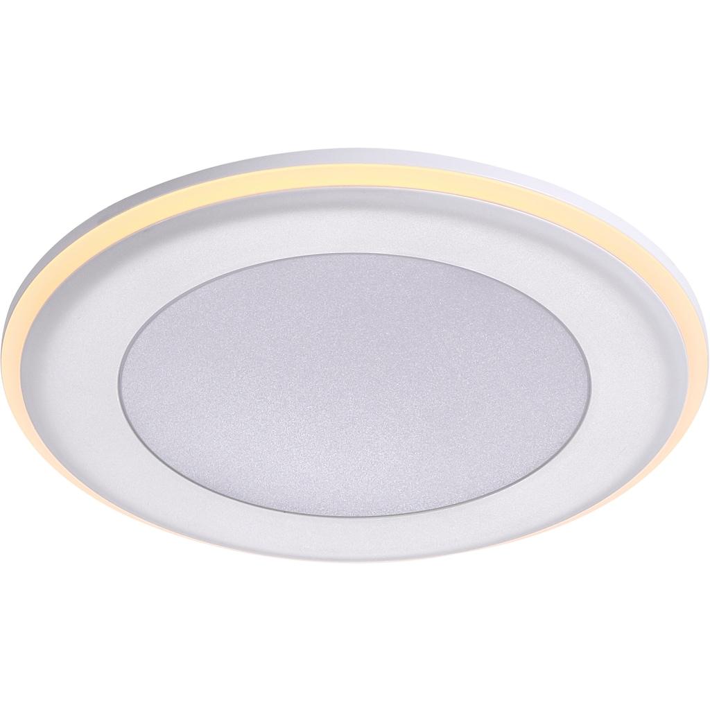 Nordlux LED Einbaustrahler »2er Set Elkton 14«, LED-Board, Warmweiß, Einbauleuchte mit integriertem Dimmer