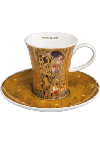 """Goebel Espressotasse """"Der Kuss"""" kaufen"""