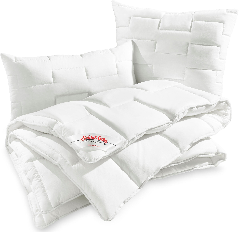 4-Jahreszeitenbett Utah Schlaf-Gut 4-Jahreszeiten