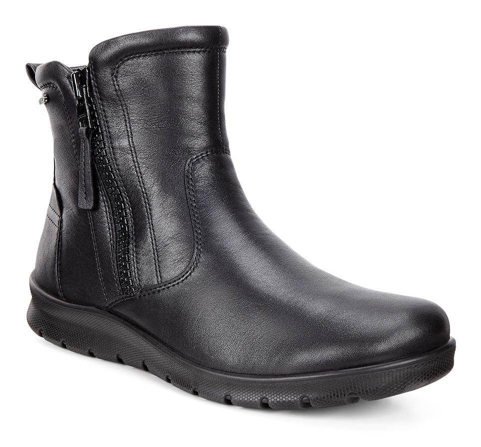 ecco -  Winterboots Babett Boot, mit wasserdichter GORE-TEX Membrane