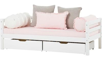 Hoppekids Einzelbett »BASIC« (Set, 2 Teile, Bett und Matratzen) kaufen
