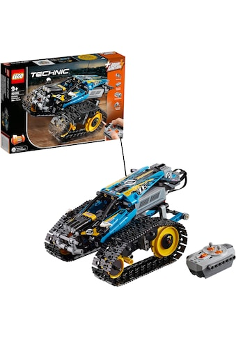 LEGO® Konstruktionsspielsteine »Ferngesteuerter Stunt-Racer (42095), LEGO® Technic«, (324 St.) kaufen