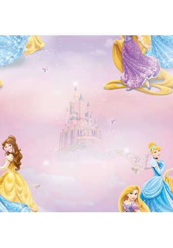 Papiertapete »Pretty as a Princess«, 1000 cm Länge kaufen