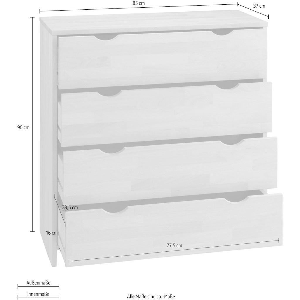 Kommode »Maximus«, Breite 85 cm