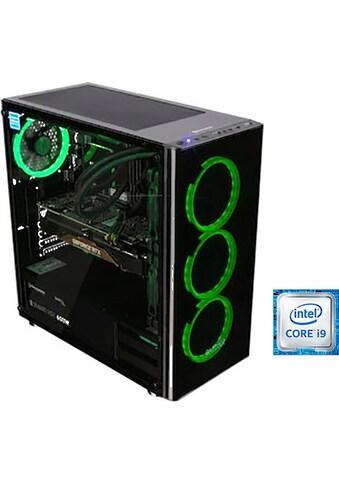 CAPTIVA »G25IG 19V1« Gaming - PC (Intel, Core i9, RTX 2080 SUPER, Wasserkühlung) kaufen