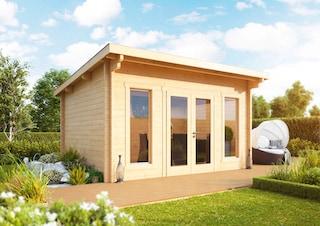 Gartenhaus Mit Fußboden 3x3m ~ Gartenhaus mit fußboden kaufen » gartenhaus mit seitendach ruhla 02