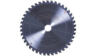 CONNEX Kreissägeblatt Tisch - /Handkreissägeblatt, HM, Ø 250 mm kaufen