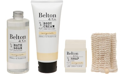 Hautpflege-Set »Belton & Co - Invigorate Bath & Body Set«, (4 tlg.) kaufen