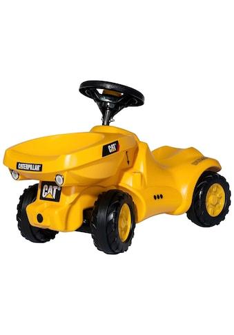 Rolly Toys Rutscherauto »Minitrac Dumper CAT«, für Kinder von 1,5-4 Jahre kaufen