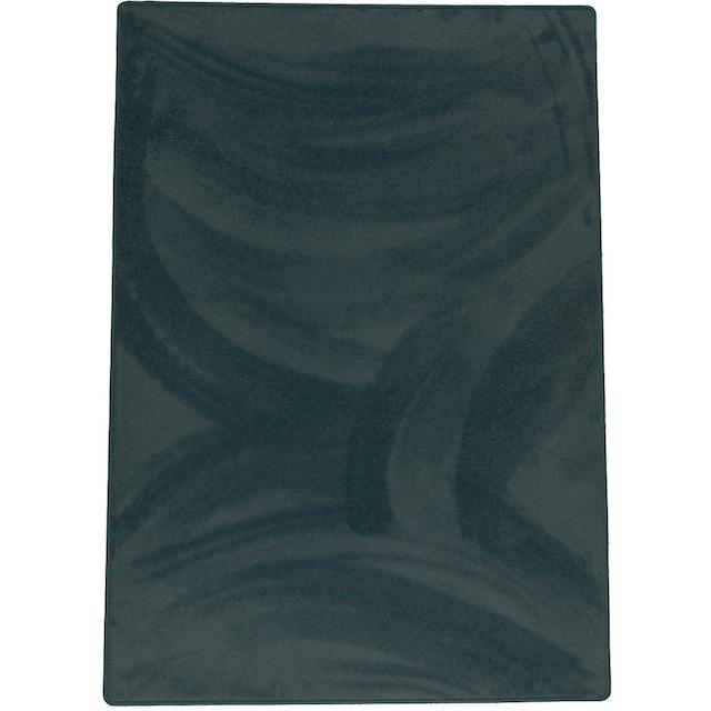 Teppich, »Sweety eckig«, Living Line, rechteckig, Höhe 15 mm, maschinell gewebt