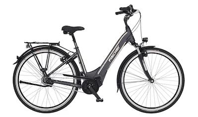 FISCHER Fahrräder E - Bike »Cita 5.0i City E - Bike«, 7 Gang Shimano Nexus Schaltwerk, Nabenschaltung, Mittelmotor 250 W kaufen