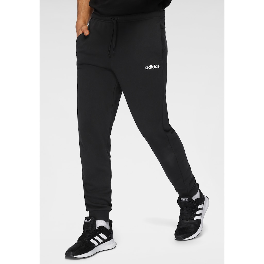 adidas Performance Jogginghose »ESSENTIALS PLAIN SLIM PANT FRENCH TERRY«